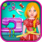 Tailor Designer Cash Register Girls Clothes House icon