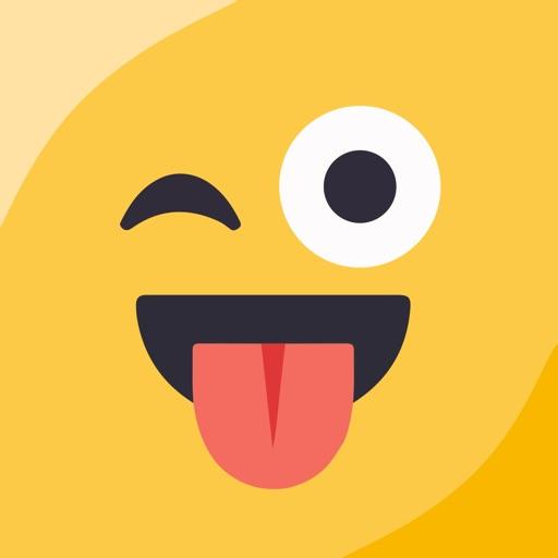 The emoji nation exploji games: sticker for faces