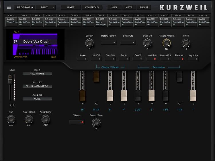 Forte SE Sound Editor screenshot-4