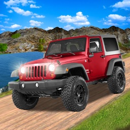 Off Road Jeep Hill Adventure