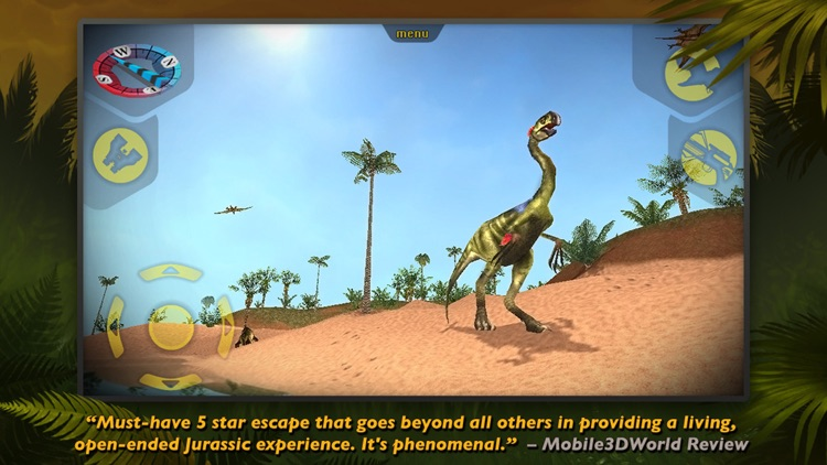 Carnivores: Dinosaur Hunter Pro screenshot-1