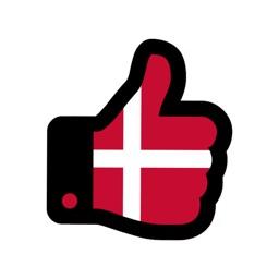 Danstickers - Emojis from Denmark