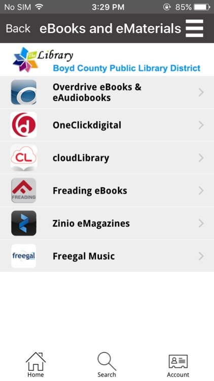 Boyd County Public Library District Mobile screenshot-3