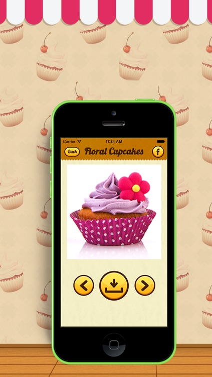 Cupcake Designs Catalog screenshot-3
