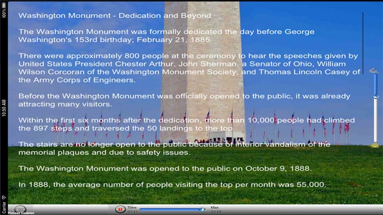 iSmartGuide National Mall in Washington DC Edition screenshot-3