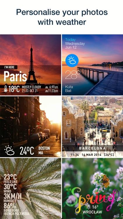 Pro Weathershot by Instaweather