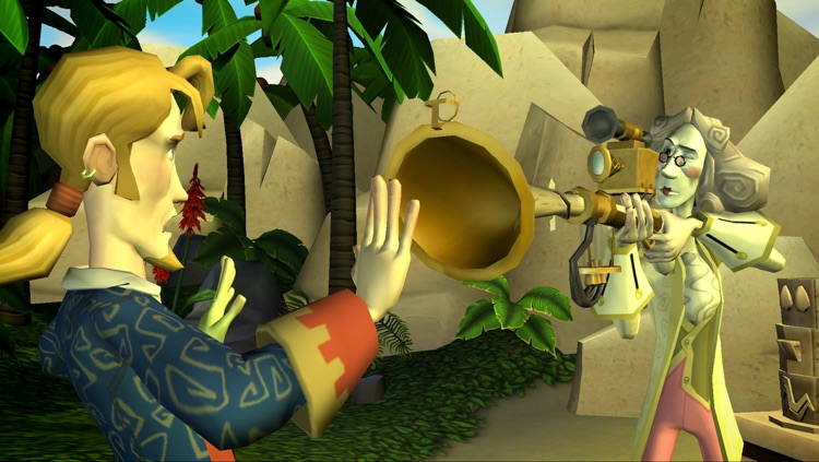 Monkey Island Tales 1 screenshot-3