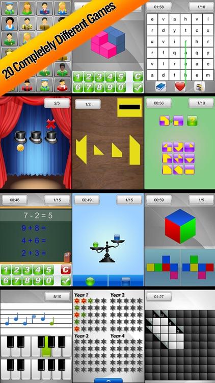 Brain School™ - Training Games