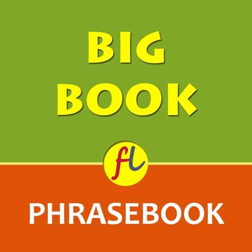 Big Book phrasebook multi language