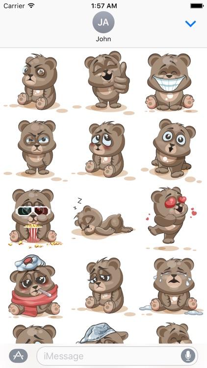 Dog Cute Sticker Pack 01