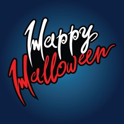 Crazy Halloween Sticker for iMessage #7