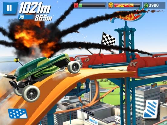 Hot Wheels: Race Off для iPad