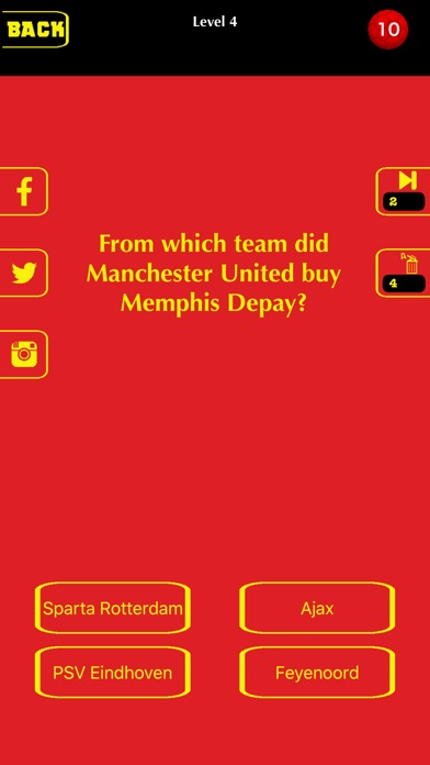 Football Trivia 2016 - for Man United-4