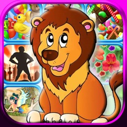 Magic Match - Memory games for kids