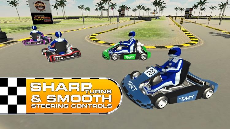 Kart Racing Simulator & Car Extreme Drift Drive screenshot-3
