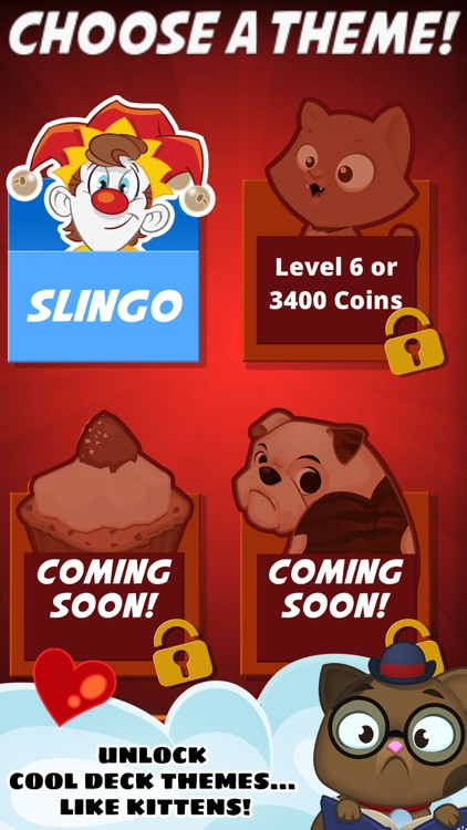 Slingo Showcase screenshot-1