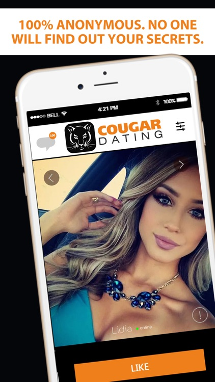 Cougar Dating - free online app for local adult