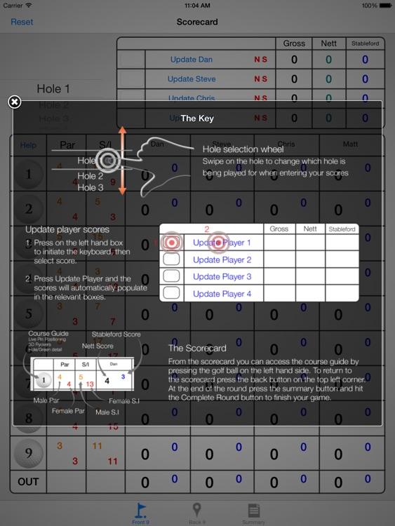Five Lakes Golf Course - Buggy screenshot-3