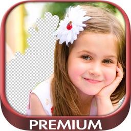 Photo background eraser & cut paste editor – Pro