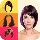 发型沙龙 - 尝试假发 icon