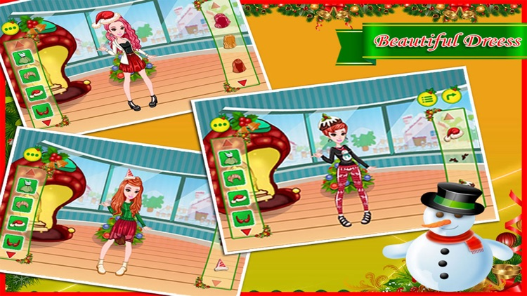 Christmas Night Party Makeover screenshot-3