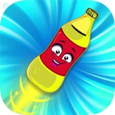 Activities of Bottle Flip Stack - Bottle flip diving free games