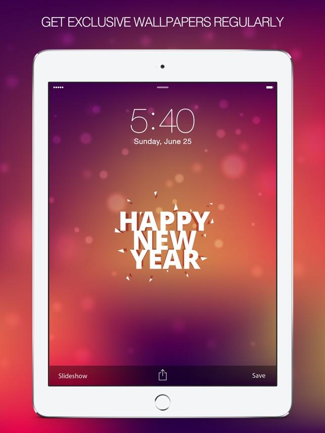 Happy New Year u2013 New Year Images u0026 Wallpapers HD dans lu0027App Store