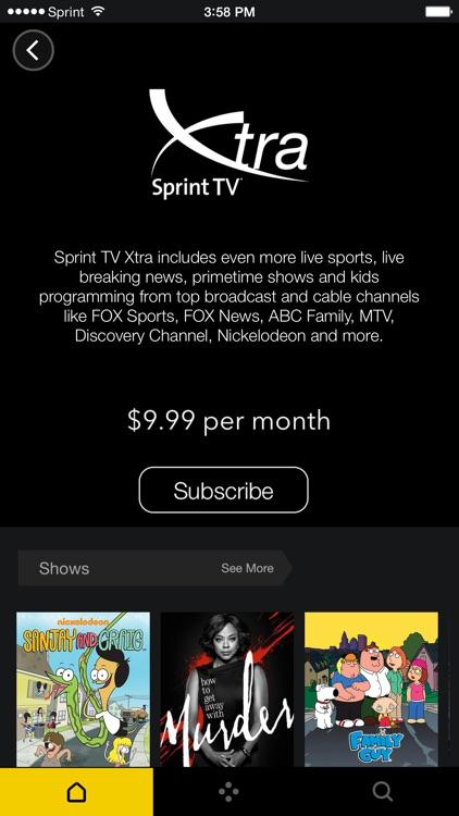 SprintTV