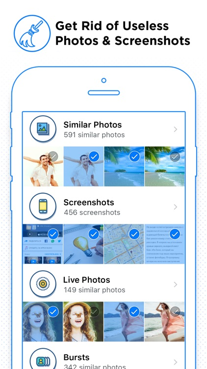 Remove Master: Duplicate Photos & Contacts Cleaner app image