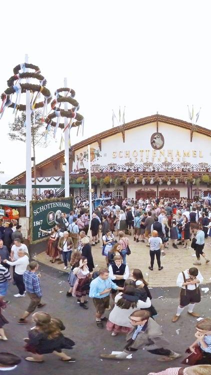 VR Oktoberfest Tour Virtual Reality 360