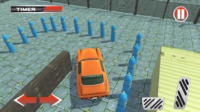 Unblock Cars Parking Lot Jam & Simulator screenshot one