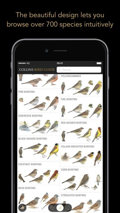 Collins Bird Guide screenshot-0