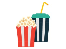 Cinema And Movie Stickers For iMessage