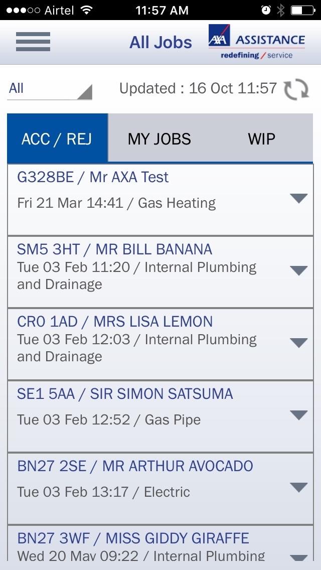 IPA Home Emergency screenshot three