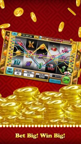 Slots™ screenshot for iPhone