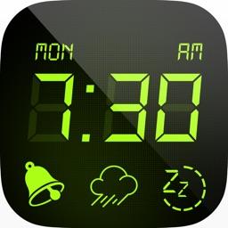 Alarm Clock Mate - With Musical Sleep Timer
