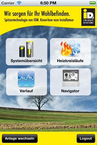 IDM Smart Navigator - náhled