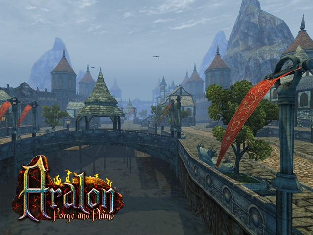 Aralon: Forge and Flame Screenshot