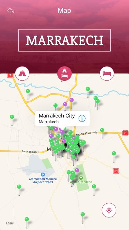 Marrakech Tourist Guide screenshot-3