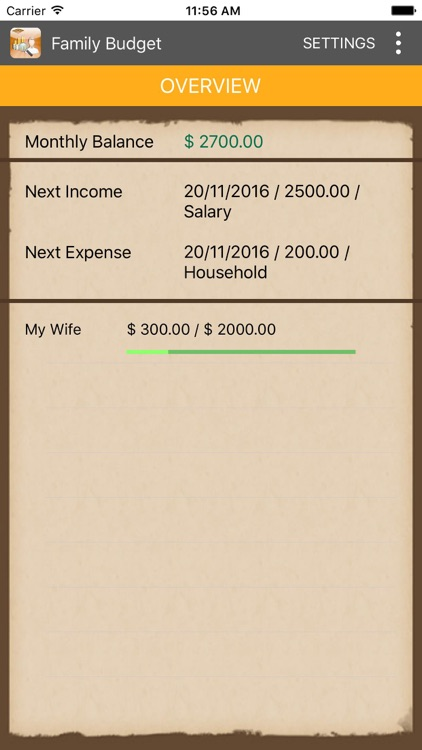 Budget Tracker PRO screenshot-3