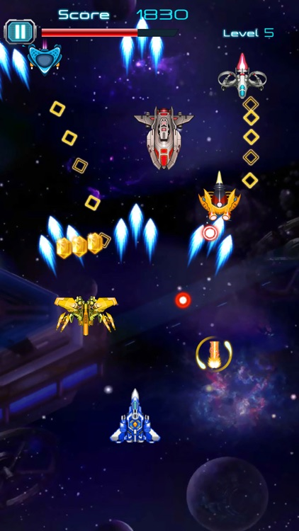 Galaxy Shooter Attack 2018 screenshot-2