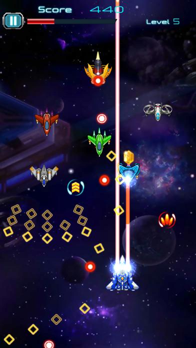 Galaxy Shooter Attack 2018 screenshot one