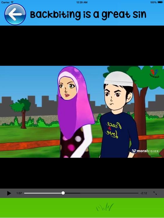Moral Cartoon screenshot-3