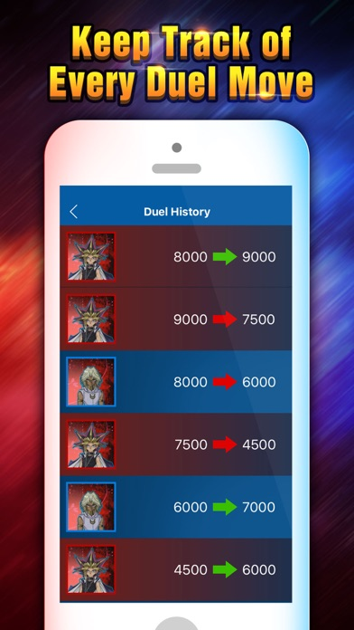 Calculator for Yu-Gi-Oh! Duel Generation & Links