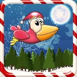 Santa Bird Storm: Christmas Season