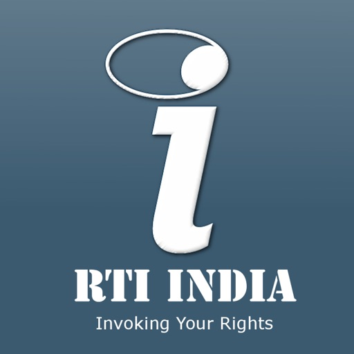 RTI INDIA - Right to Information icon