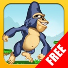 Gorilla Jump FREE icon