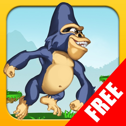 Gorilla Jump FREE