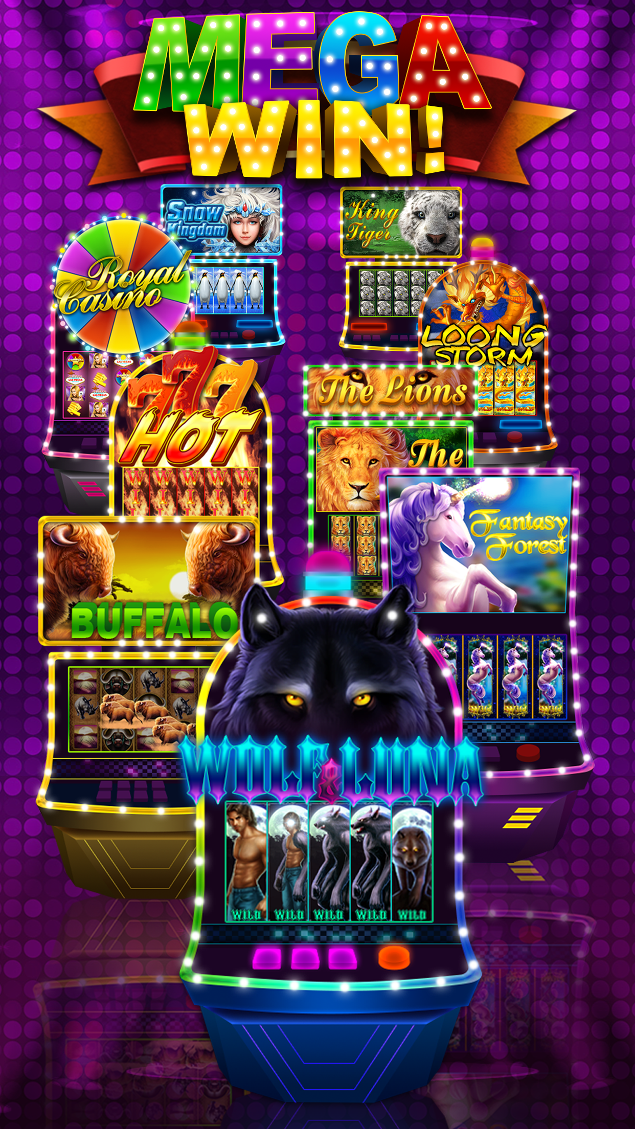 Slots Casino - Vegas Slot Machine Games Screenshot