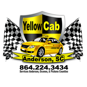 YellowCab of Anderson app